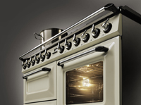 THE NEW 'VICTORIA' TRADITIONAL RANGE COOKER | Smeg CZ