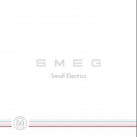 Small domestic appliances | Smeg CZ